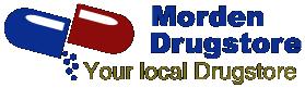 Morden Drug Store Logo